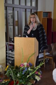 ... wie auch die Ausführungen von Gabriele Kwiatkowski, bei SenStadtUm zuständig für die Spandauer QM-Gebiete