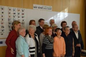 Vielstimmig engagiert in Staaken, der Kirchenchor