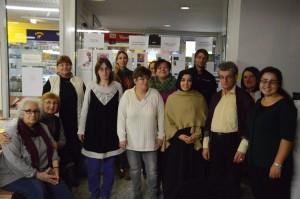 Jury und Gäste der Dezembersitzung