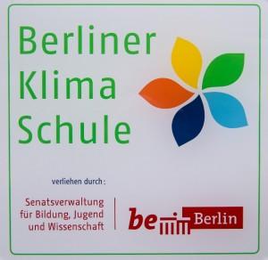 Klimaschule_Urkunde