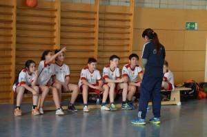 Motivierung in der Viertelpause – Sissi Zhao und ihr Team