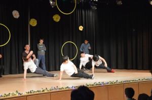 """... der """"Großen"""" von der Breakdance AG"""