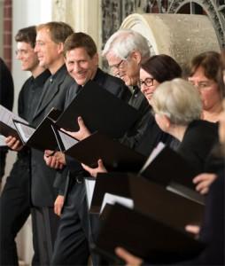 Am 22.5. in 'Zuversicht' Cappella Vocale