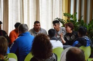Plädiert für freiwillige, ehrenamtliche Vormundschaft für unbegleitete Jugendliche; Veronika Rahmati