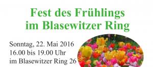 Frühlingsfest2016