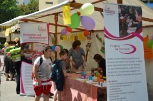 """Kooperationspartner """"in Echt"""" und auf dem Fest – FiZ Familie im Zentrum und .."""