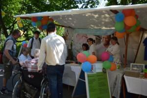 Alles über Mobilität, Behinderungen und Unterstützungen beim Fördererverein