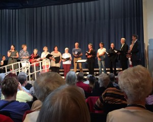 Sa 2.7. 19 Uhr: Konzert der Kantorei zu Staaken