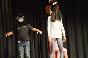 oder als gefährliche Biester – der Werwolf und die Riesenspinne