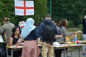 Britisches wird abgefragt beim England-Quiz ..
