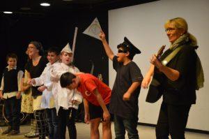 Wohlabgestimmt: Einsätze, Texte und Bewegungen im Einklang bei der Klasse von Simone Praetz